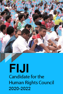Fiji Candidate for the Human Rights Council 2018-2020