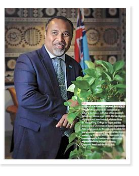 Fiji Embassy of Washington, D C  - Bula and Welcome!
